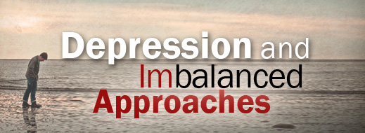 Depression and Imbalanced Approaches